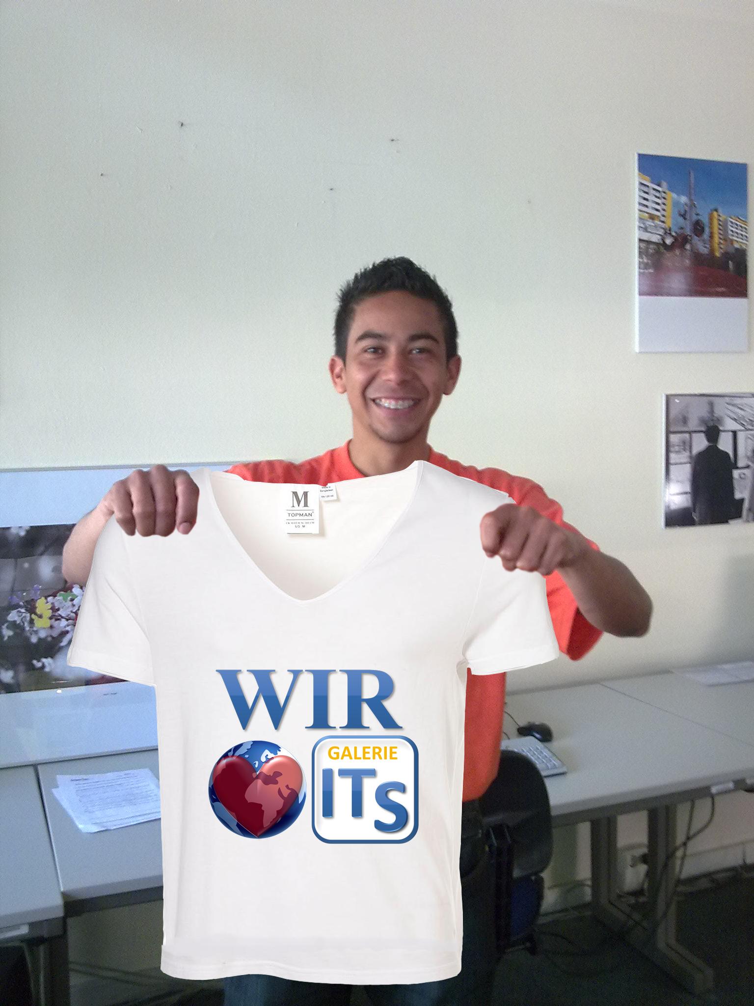 Eldo präsentiert das T-Shirt