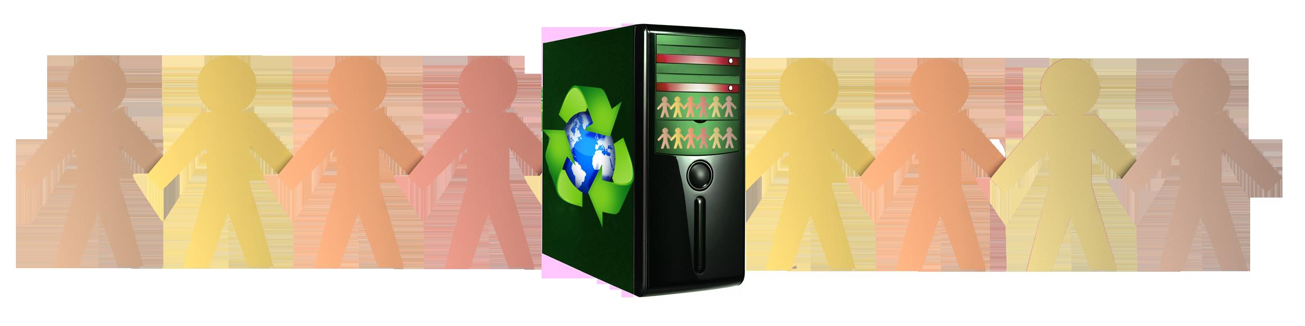 Soziale und grüne Computer