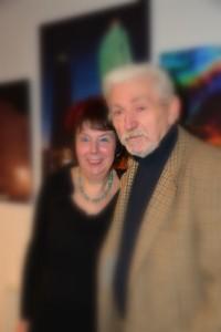 Cornelia Kirschnick und Hannes Wagner