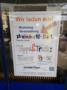 worKshop-win10