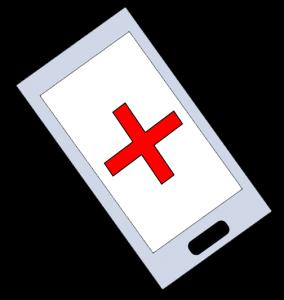 Smartphone-Arzt