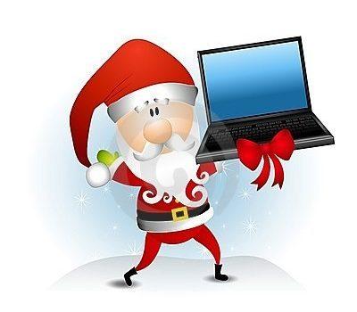 IT-Weihnachtsmann