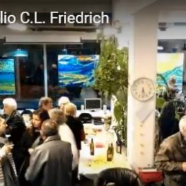 Nachlese Vernissage Julio C.L. Friedrich