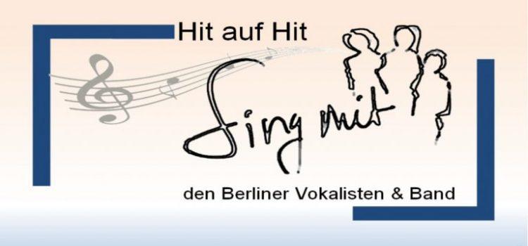 Hit auf Hit -Sing mit!